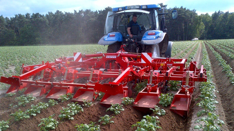 Why Mechanization is Important in Agriculture?